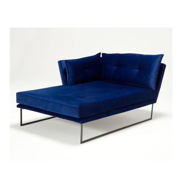 Modrá leňoška Relax, ľavý roh