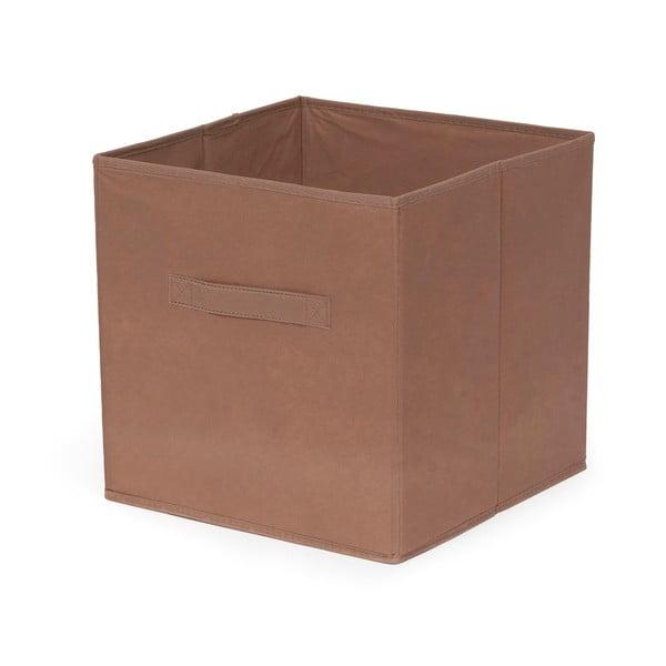 Brązowy pojemnik składany Compactor Foldable Cardboard Box