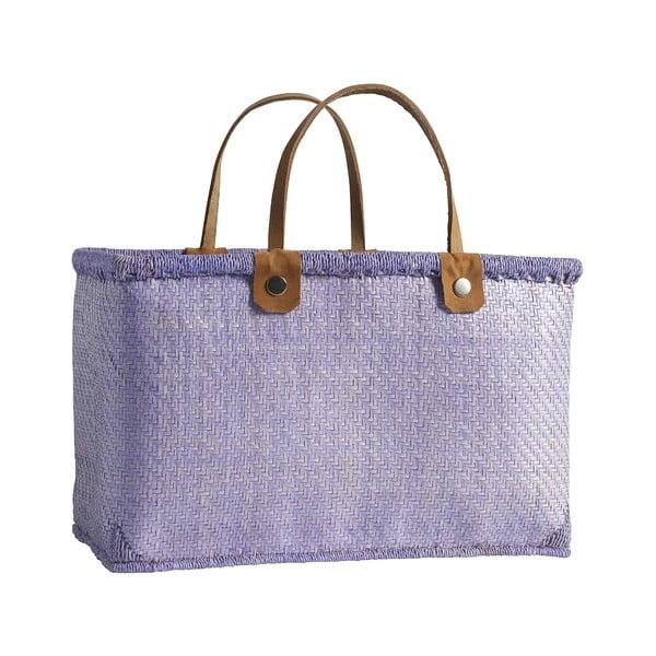 Nákupní taška Shopping, fialová