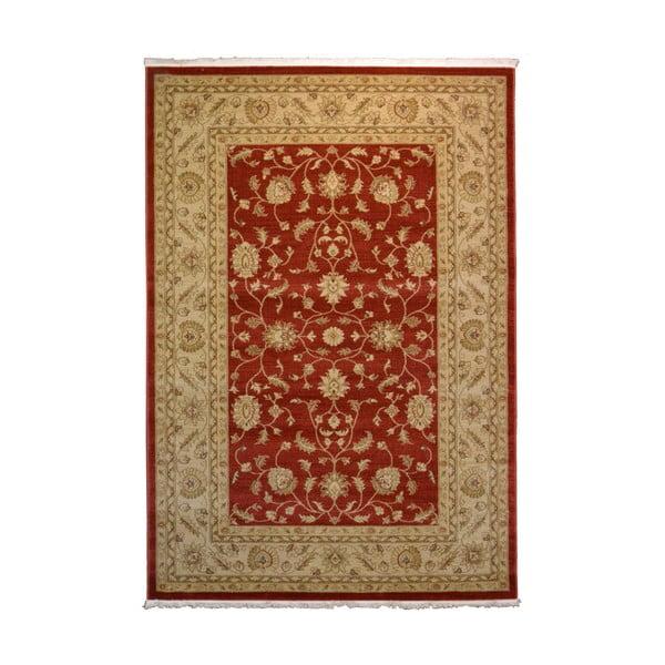 Koberec 7709 Cream/Red, 130x190 cm