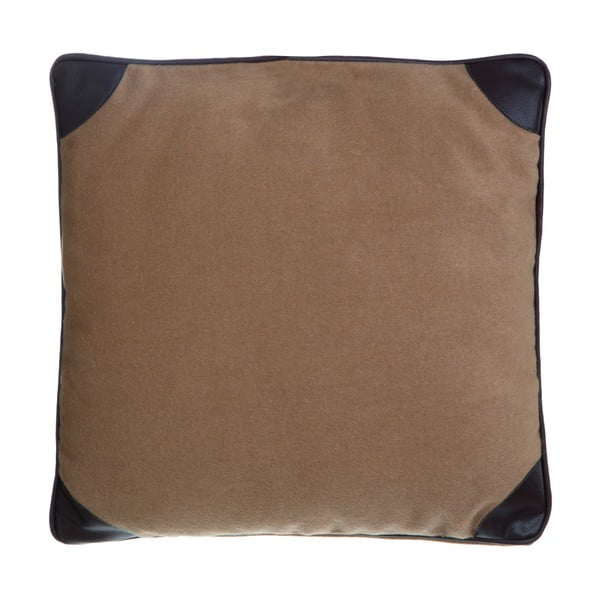 Polštář Heritage Leather, 45x45 cm