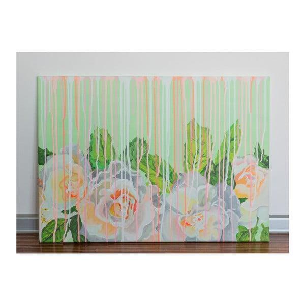 Obraz Roses Flowers, 50x70 cm