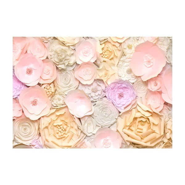 Tapet format mare Bimago Flower Bouquet, 400 x 280 cm