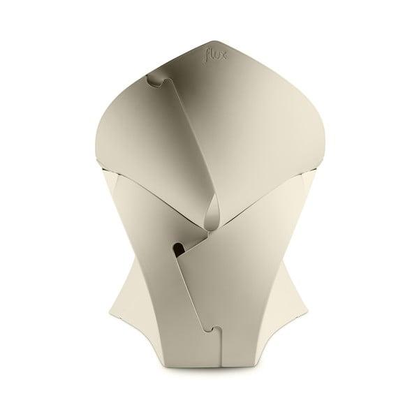 Židle Flux, šedá
