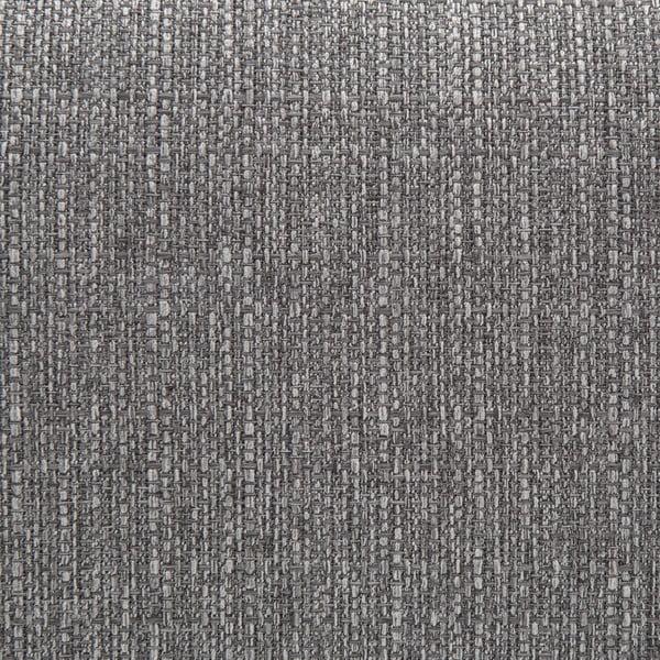 Světle šedá pohovka s lenoškou na levé straně Vivonita Milton