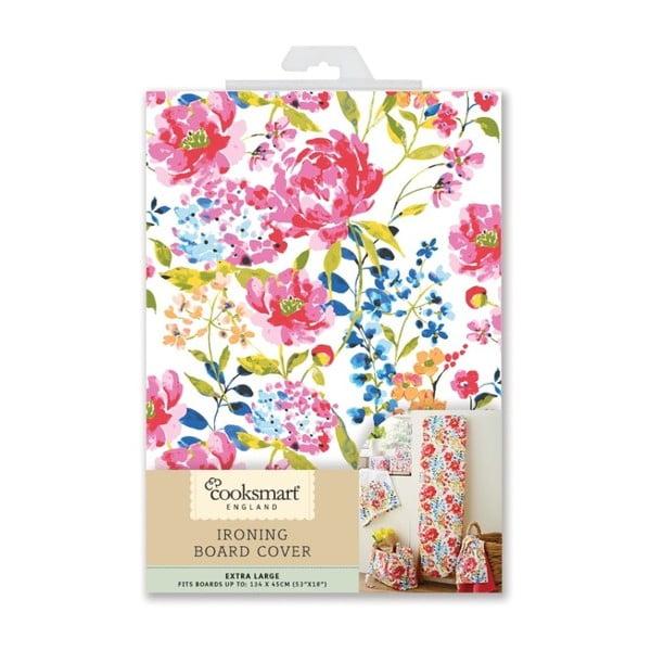 Potah na žehlicí prkno Cooksmart England Floral Romance, XL
