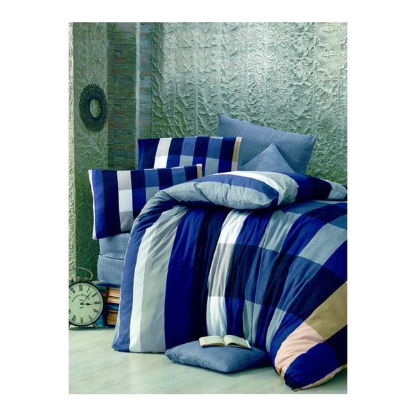 Lenjerie de pat Parro Azul, 140 x 200 cm