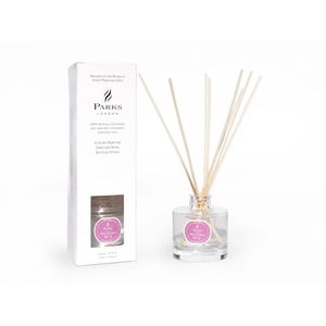 Difuzér Parks Candles London Exclusive, mandarinka a bergamot, intenzita vůně 6 - 8 týdnů