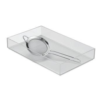 Organizator pentru bucătărie InterDesign Clarity, 8 x 12 cm de la iDesign