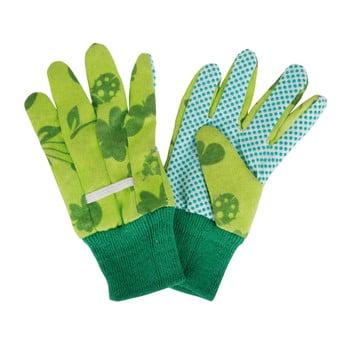 Mănuși de grădinărit pentru copii Esschert Design, verde imagine