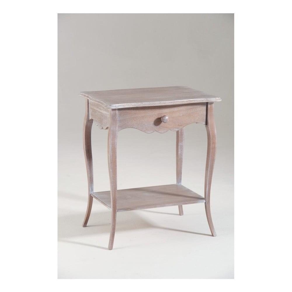 Dřevěný odkládací stolek Castagnetti Decapé
