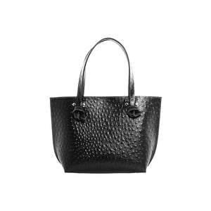 Kožená kabelka Betta Black