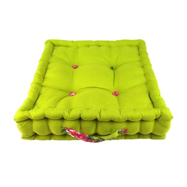Zelený zahradní polštář Ragged Rose Jacky