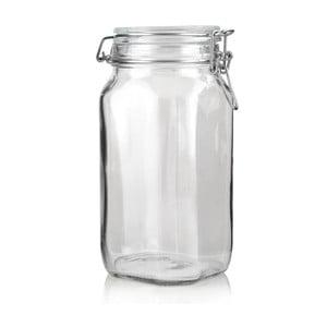 Dóza Glass, 1,5 l