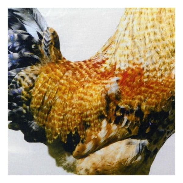 Polštář Rooster 50x50 cm