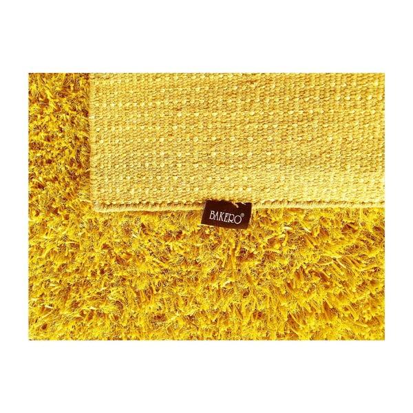 Koberec Kora Yellow, 70x140 cm