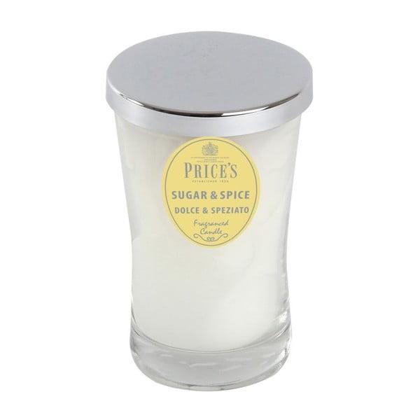 Vonná svíčka Sugar and Spice, 70 hodin hoření