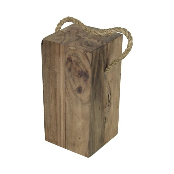 Stolička z recyklovaného dřeva HSM collection