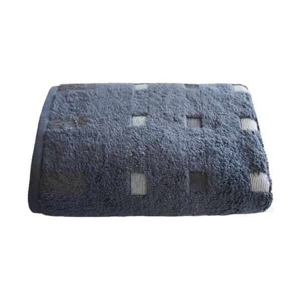 Ručník Quatro Anthracite, 80x160 cm