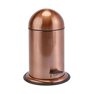 Pedálový koš Aquanova Lura Copper, 3 l