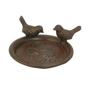 Recipient pentru hrănit păsări Esschert Design Antik