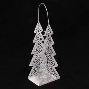 Dekorativní kovový stromek, 10 cm
