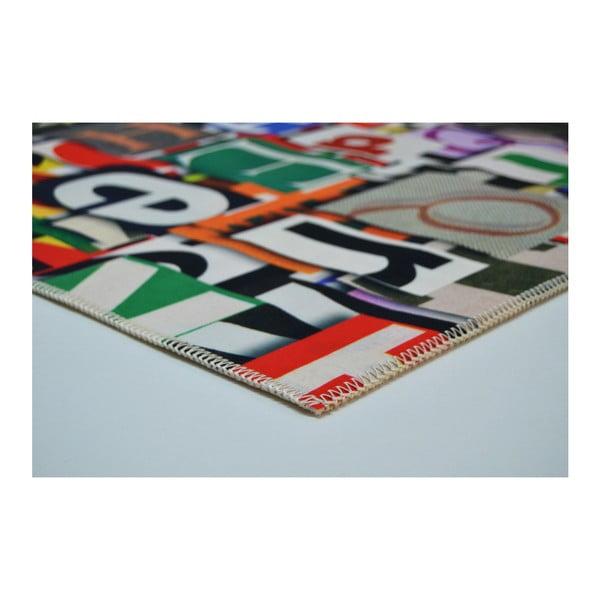 Odolný koberec Vitaus Patteo, 120 x 180 cm