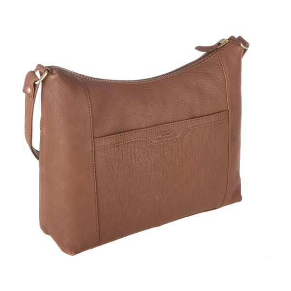 Kožená taška Ginny Nut