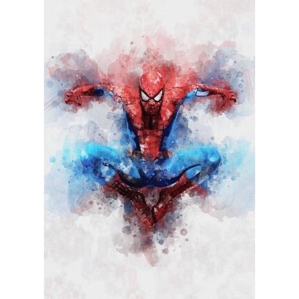Marvel 4 poszter, 30 x 40 cm - Blue-Shaker