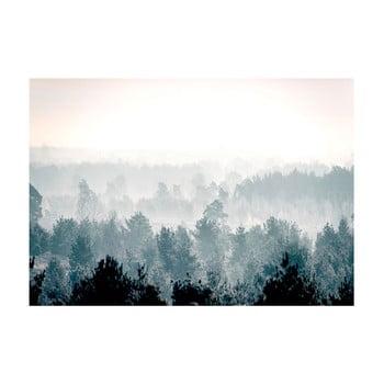Tapet format mare Bimago Winter Forest 400 x 280 cm imagine
