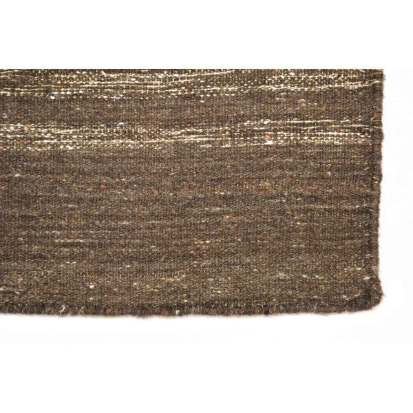 Ručně tkaný koberec Grey, 140x200 cm