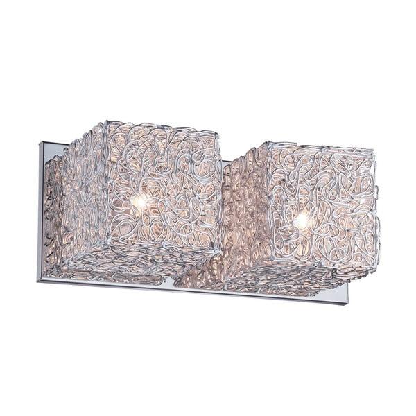 Nástěnné/stropní světlo Crido Cube, 12x29 cm