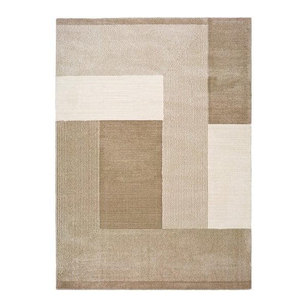 Covor Universal Tanum Blocks, 120 x 170 cm, bej