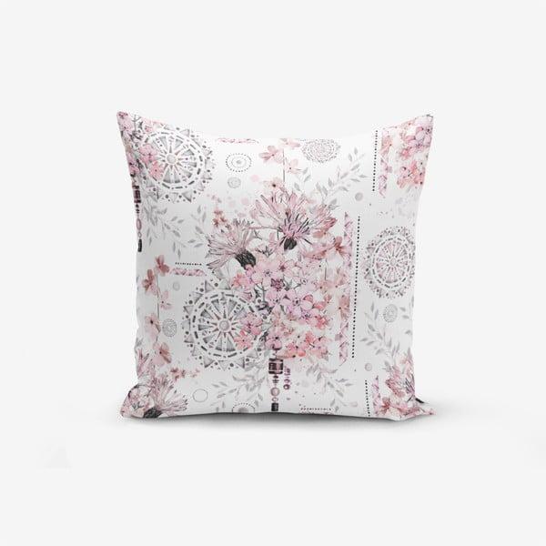Powder Colour Working Theme pamutkeverék párnahuzat, 45 x 45 cm - Minimalist Cushion Covers