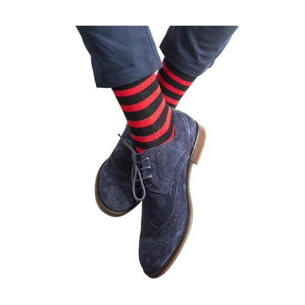 Sada 4 párů unisex ponožek Funky Steps Licia, velikost39/45