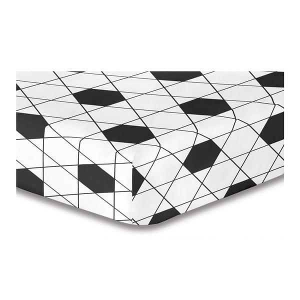 Cearșaf din microfibră DecoKing Harmony, 200 x 220 cm