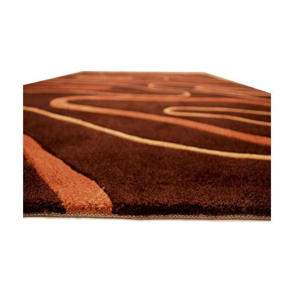 Koberec Phoenix 170x240 cm, čokoládový