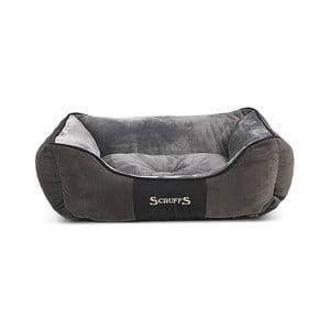 Psí pelíšek Chester Bed 60x50 cm, šedý