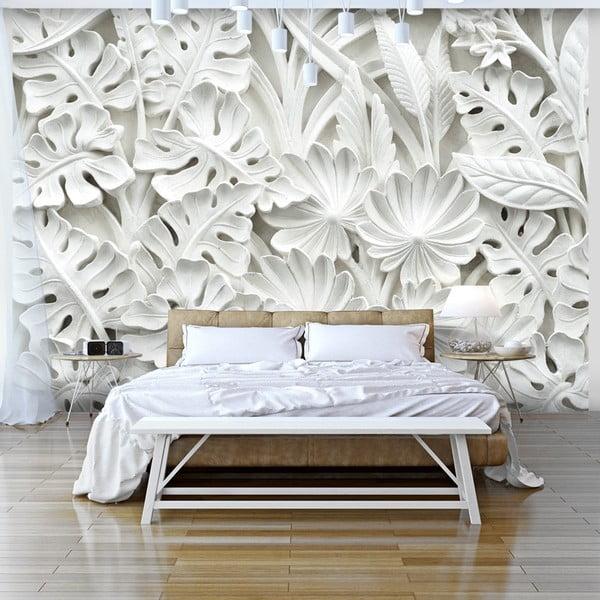 Alabaster Garden nagyméretű tapéta, 350 x 245 cm - Artgeist