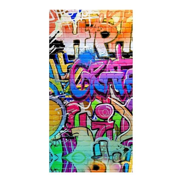 Plážová osuška s potiskem HIP Grafity, 150 x 75 cm