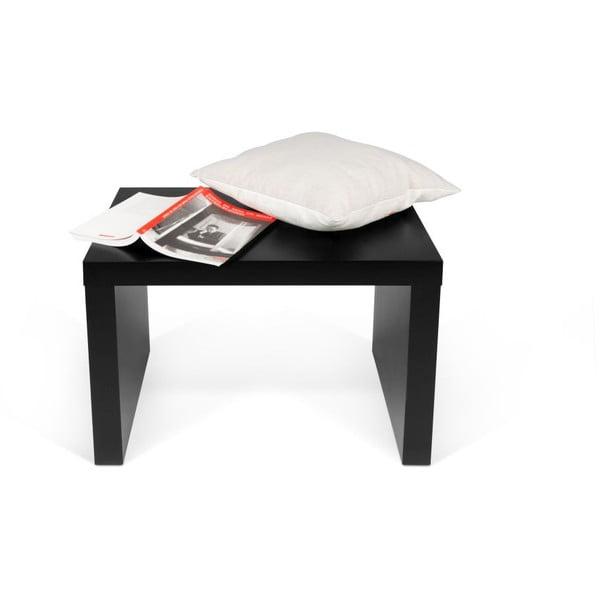 Odkládací stolek Float Black