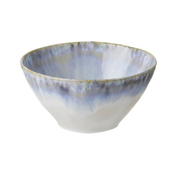 Modrá kameninová miska Costa Nova Brisa, ⌀ 15,5 cm