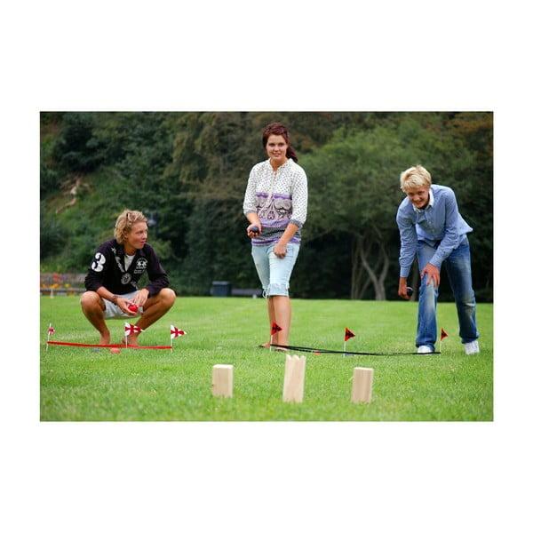 Zahradní hra pro celou rodinu Turnaj rytířů