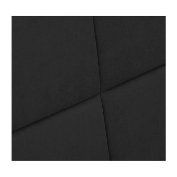 Tmavě šedé čelo postele HARPER MAISON Gala, 180 x 120 cm