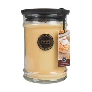Vonná svíčka ve skleněné dóze Creative Tops Vanilla Cream, doba hoření 140-160 hodin