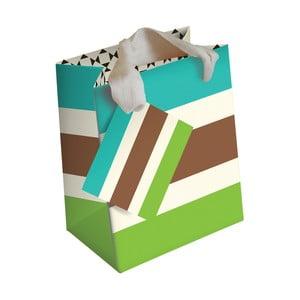Dárková taška Caroline Gardner Petite Stripe