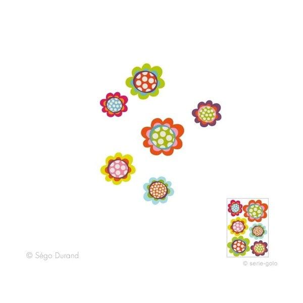 Samolepka Little Fleurs
