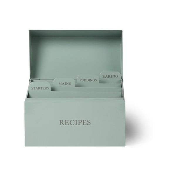 Box na recepty Recipes