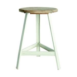 Stolička Have a seat, bílá