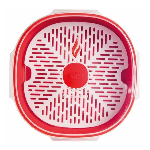 Sada na vaření pokrmů v mikrovlnce Snips Steamer, 2l
